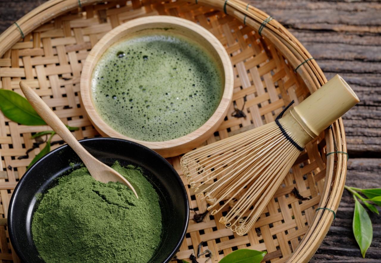 Matcha. Czyli najzdrowsza herbata na świecie