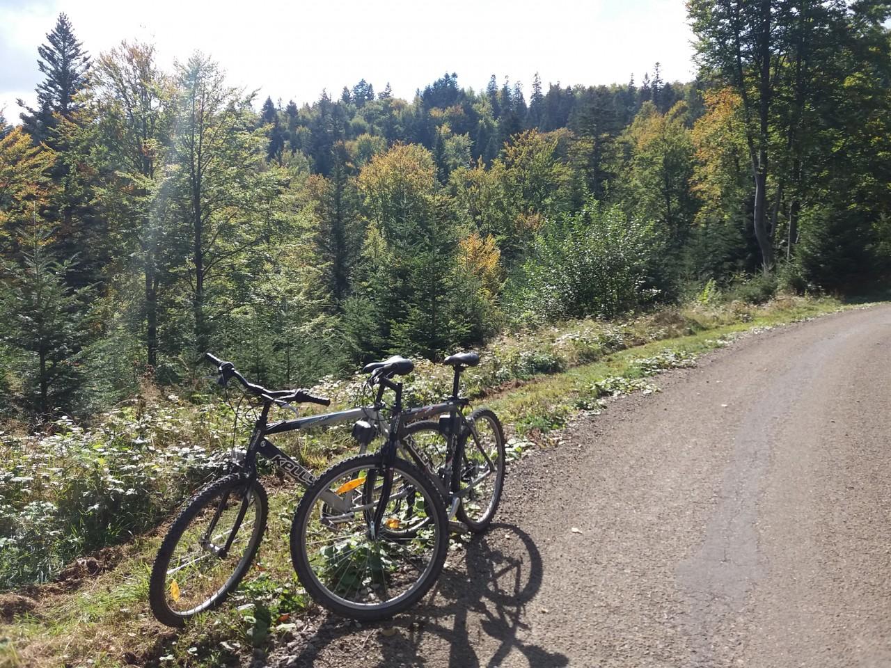 Bieszczady_rower