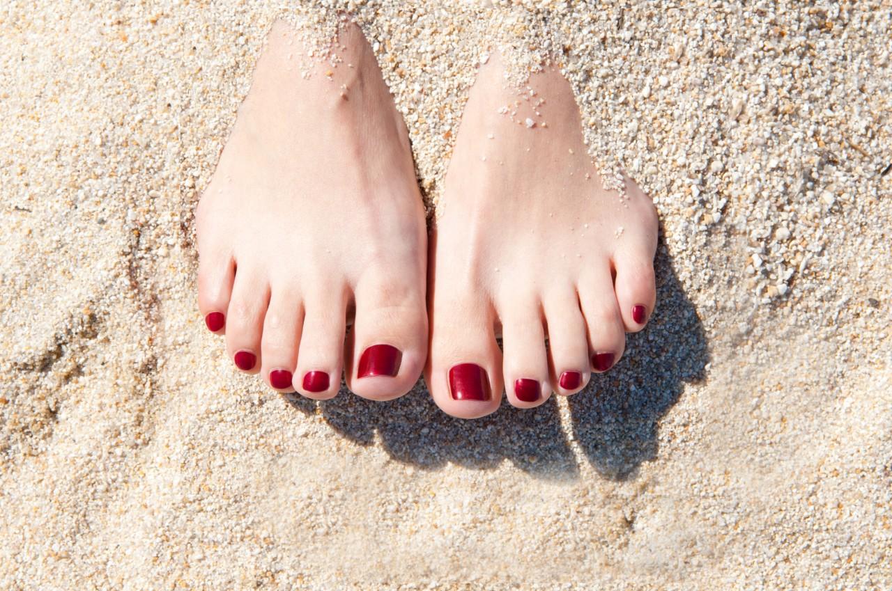 Grzybica-paznokci